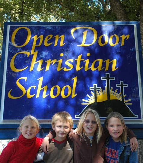 open door christian school schools city of graham