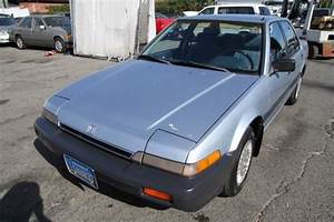 1986 Honda Accord Dx 5 Speed Manual 4 Cylinder No Reserve