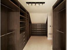 Walk in wardrobe closet design Furniture Artist