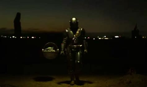 Disney+ Unveils Trailer for The Mandalorian Season 2 ...
