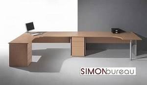Bureau D Angle Professionnel : les grandes marques de mobilier de bureau simon bureau ~ Teatrodelosmanantiales.com Idées de Décoration