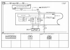 Power Window Control Module Wiring Diagram