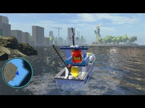 Lego Marvel Boat Unlock by Lego Marvel Heroes All Water Vehicles In