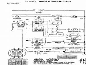 Briggs And Stratton Wiring Diagram 8hp