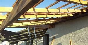 couvrir une terrasse en bois obasinccom With couvrir une terrasse avec des tuiles