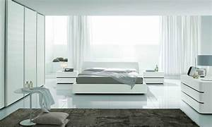 Modern White Furniture Modern Bedroom Furniture On