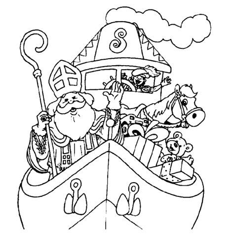 De A Kleurplaat by Kleurplaat Sinterklaas 20 Kopen Zippytoys