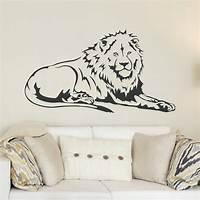 lovely lion wall decals Lovely Lion Wall Decals - Home Design #934