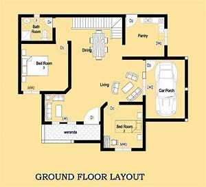 House plans in sri lanka two story modern house for House plans in sri lanka one story
