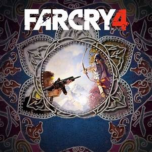 Far Cry 4: Overrun (2015) PlayStation 3 box cover art ...