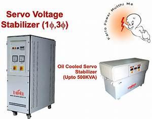 Servo Voltage Stabilizers In Gujarat