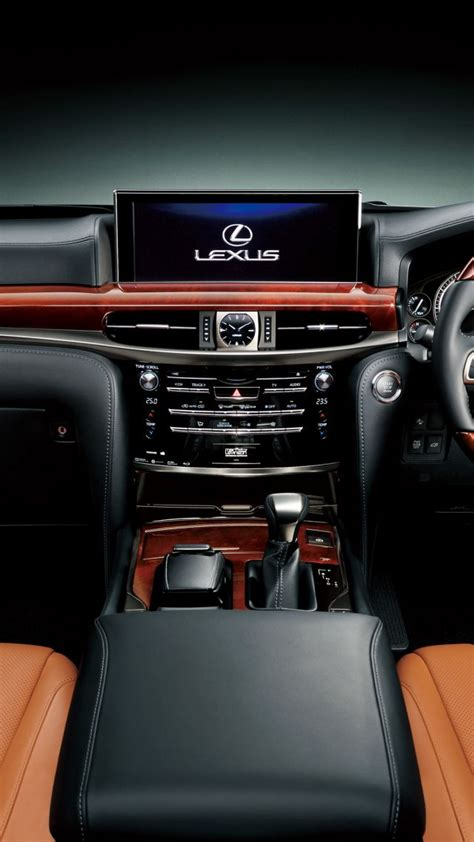 wallpaper lexus lx  interior lexus black test cars