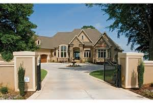 european house plans eplans european house plan european estate home 6155 square and 4 bedrooms from eplans