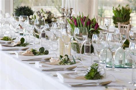 Spring Wedding Table Decor Ideas