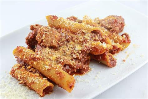 Candele Pasta Ricette by Candele Spezzate Al Rag 249 Napoletano Il Rag 249 Napoletano E