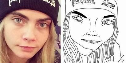 Badly Drawn Instagram