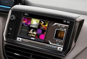 Car Video Interface For Peugeot 208  2008