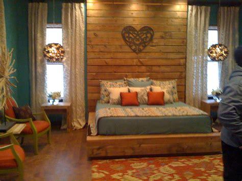 Extreme Home Makeover Master Bedroom