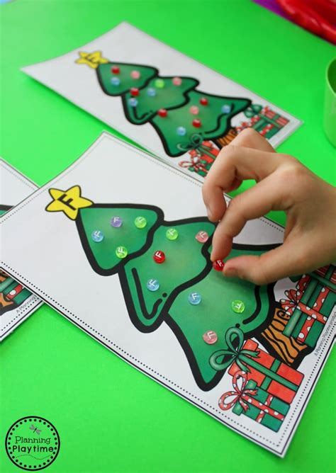 christmas games preschool theme for preschool planning playtime 194