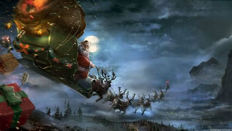 Animated Santa Wallpaper - santa wallpaper hd 65 images