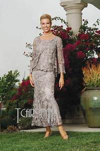 beautiful silk hand crochet 3 piece beaded gown light With barn wedding dresses for mother of the bride