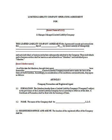 sample operating   member llc gtld world congress