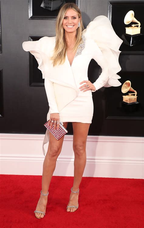 Grammys Arrivals Red Carpet Photos People