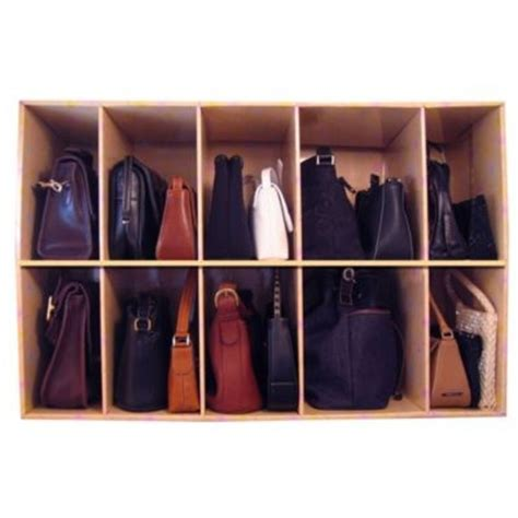Liked Closet Purse Organizer Ideas  Ideas & Advices For