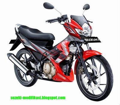 suzuki modifikasi new modifikasi suzuki 150 cc motor sport image picture suzuki