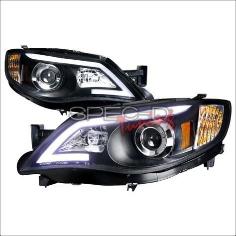 spec d tuning headlights for 2009 2014 wrx nasioc
