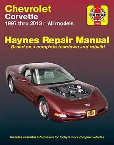 Chevrolet Corvette Haynes Repair Manual  1997-2013
