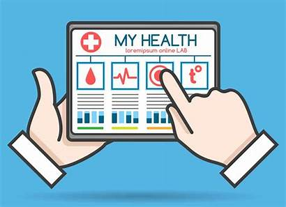 Ehr Clipart Medical Electronic Records Emr Health