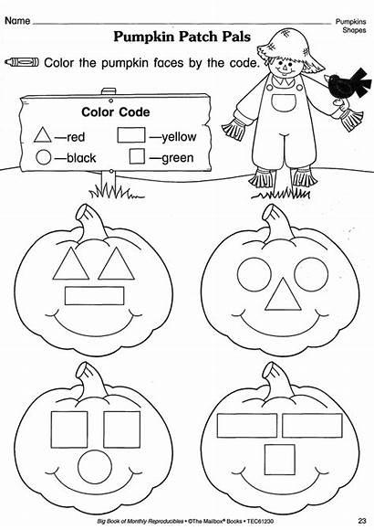 Pumpkin Halloween Activities Preschool Worksheets Fall Pumpkins