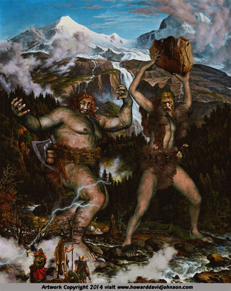 legends  norse mythology  howard david johnson