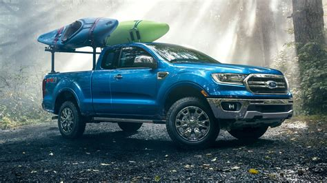 2019 Ford Ranger Promises To Out-haul, Out-torque The