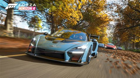 forza horizon 4 release date forza horizon 4 here s five new features to get excited about
