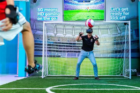 I Played Reallife Soccer In Vr Watch Me Fail Cnet
