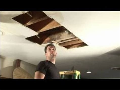 water leaking out of ceiling fan how to repair sheetrock water leaks how to repair a