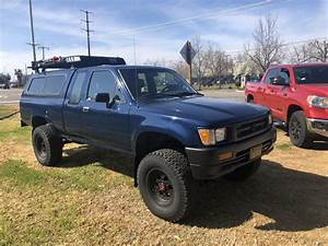 Selling Betsy  1994 Toyota Pickup 4x4 V6 Manual Extra Cab