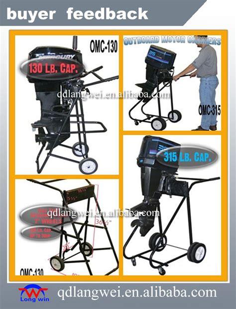 Folding Boat Outboard by Folding Outboard Motor Trolley Cart Buy Folding