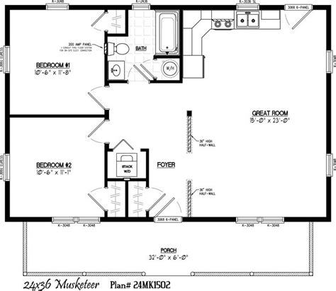 guest house    floor layout musketeer floor plan