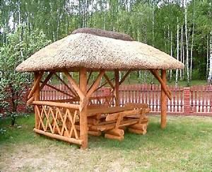 Gartenlauben Aus Holz : hochwertige pavillons und gartenlauben zu tollen preisen ~ Watch28wear.com Haus und Dekorationen