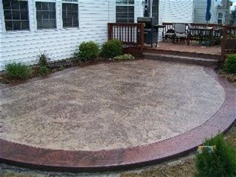 Upgrade Your Patio  Without Busting The Budget Concrete. Patio Paving In Cork. Patio Design Freeware. Outdoor Porch Swing Cushions. Pavers Over Patio. Woodard Patio Furniture Canada. Outdoor Patio Sets Costco. Patio Paver Brick Patterns. Building Patio With Pavers
