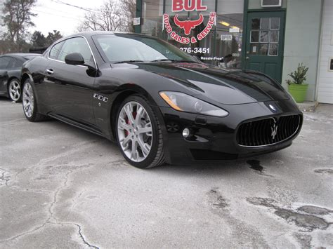 how to work on cars 2009 maserati granturismo auto manual 2009 maserati granturismo s gts cc f430 engine 599 gtb transmission very rare 2 owner no