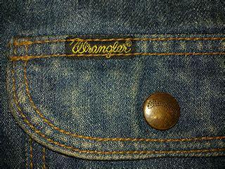 Jaket Wrangler Ori Preloved top bundle vintage wrangler western jacket sold