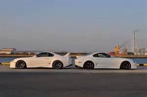 Toyota Supra Wing