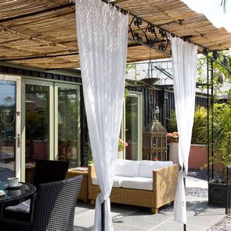 Patio Curtains Outdoor Idea by 22 Backyard Patio Ideas That Beautify Backyard Designs