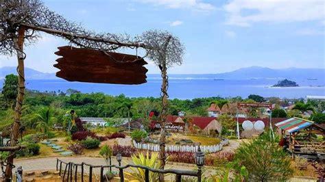 wisata villa gardenia lampung  harga tiket lokasi