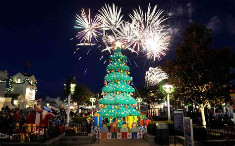 legoland christmas the best trees in the united states travel leisure