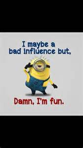 Minions Funny Mood Quotes